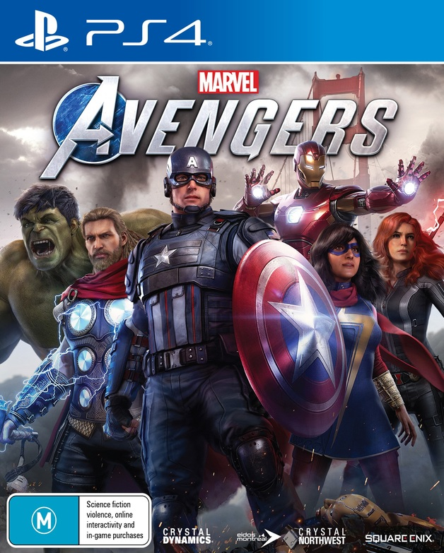 Marvel's Avengers for PS4
