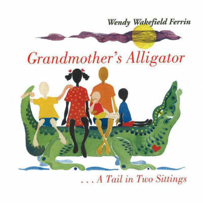 Grandmother's Alligator/ Burukenge Wa Nyanya by Wendy Wakefield Ferrin image