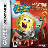 SpongeBob Squarepants: Creature from the Krusty Krab for Game Boy Advance