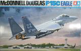 Tamiya McDonnell-Douglas F-15C Eagle 1/32 Model Kit