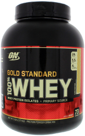 Optimum Nutrition Gold Standard 100% Whey - Cake Batter (2.27kg)