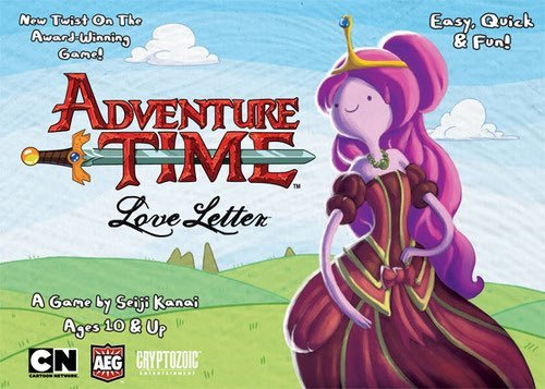 Love Letter: Adventure Time (Boxed Edition) image