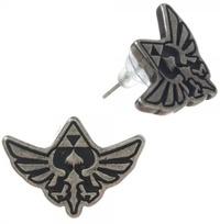 Legend of Zelda - Logo Stud Earrings