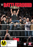 WWE: Battleground 2016 DVD