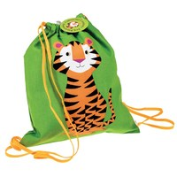 Rex Drawstring Bag (Tiger)