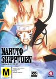 Naruto Shippuden - Collection 30 (eps 375-387) DVD