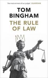 The Rule of Law by Tom Bingham image