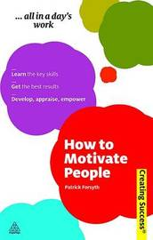 How to Motivate People image