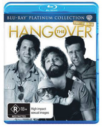 The Hangover (Platinum Collection) on Blu-ray