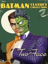 DC Comics: Two-Face (Classic Ver.) - Super Powers Maquette Statue