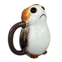 Star Wars: The Last Jedi - Porg Ceramic Sculpted Mug