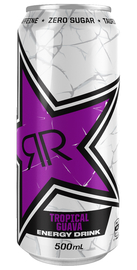 Rockstar Zero Sugar Tropical Guava (500ml)