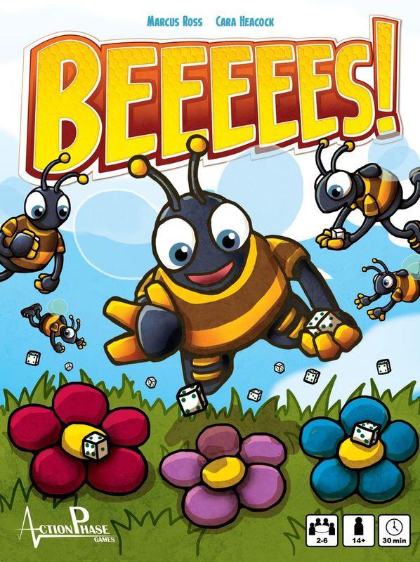 BEEEEES! - Board Game