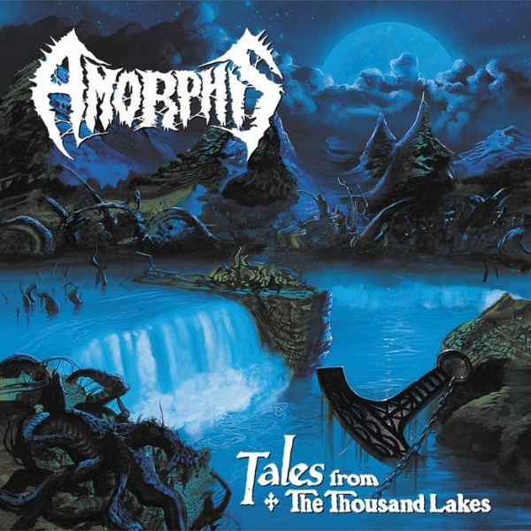 Tales From The Thousand Lakes by Amorphis image