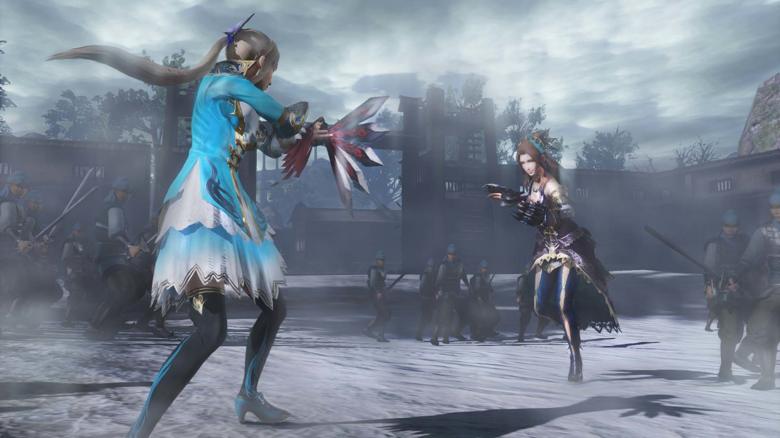 Warriors Orochi 4 for Xbox One image