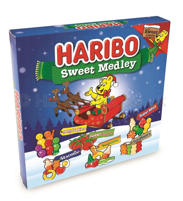 Haribo Sweet Medley 540g