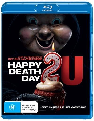 Happy Death Day 2U on Blu-ray image