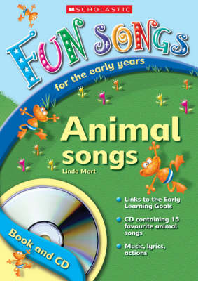 Animal Songs by Linda Mort image