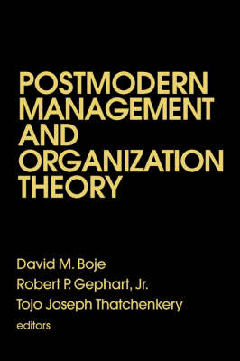 Postmodern Management and Organization Theory image