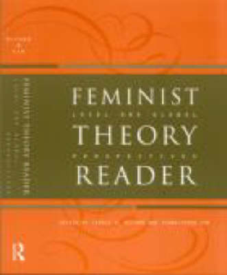 Feminist Theory Reader: Local and Global Perspectives image