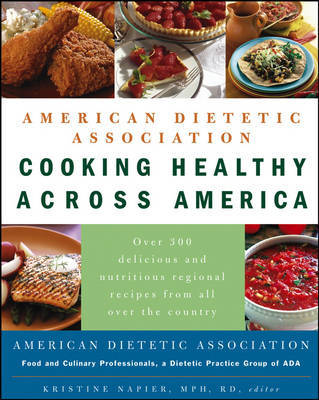 Cooking Healthy Across America by ADA (American Dietetic Association) image