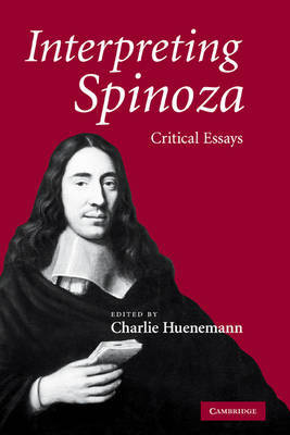 Interpreting Spinoza image