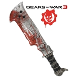 Gears of War 3 Butcher Cleaver Foam Replica