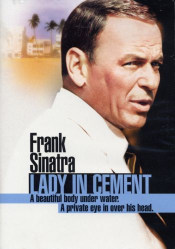 Lady In Cement on DVD image