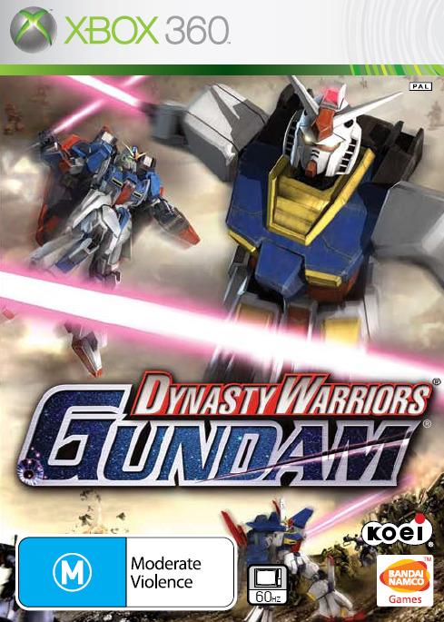 Dynasty Warriors: Gundam for Xbox 360