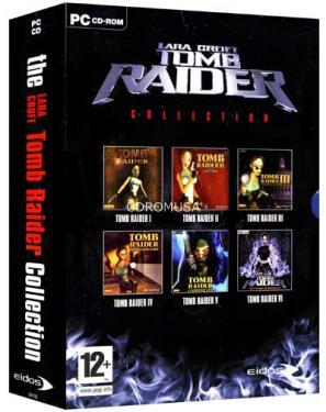 Lara Croft Tomb Raider Collection 1-6 for PC Games