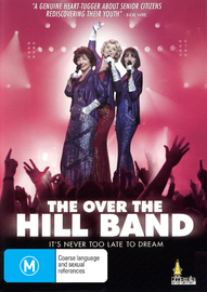 The Over The Hill Band on DVD