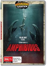 Amphibious on DVD