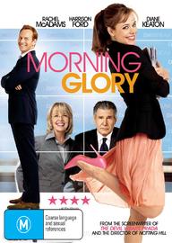 Morning Glory on DVD