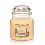 Yankee Candle Medium Jar - Vanilla Cupcake (411g)