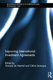 Improving International Investment Agreements