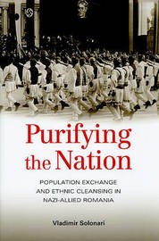 Purifying the Nation by Vladimir Solonari image