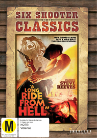 Long Ride From Hell on DVD