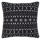 Bambury Nomad Cushion (Black)