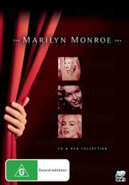 The Marilyn Monroe Era (DVD & CD Set) on DVD