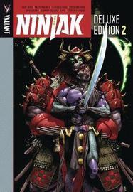 Ninjak Deluxe Edition Book 2 by Matt Kindt