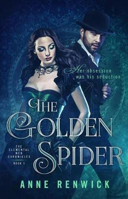 The Golden Spider by Anne Renwick image
