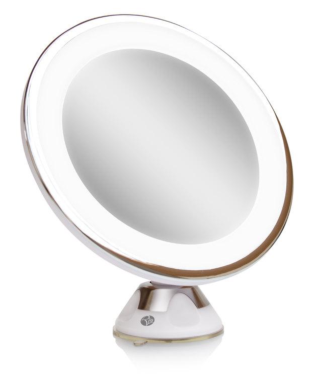 Multi Use LED Illuminated Makeup Mirror