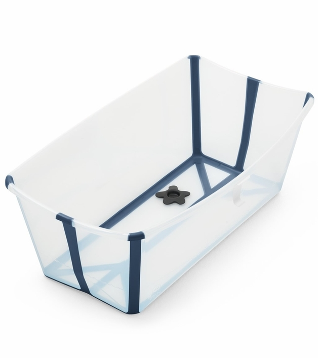 Stokke: Flexi Bath - Transparent Blue