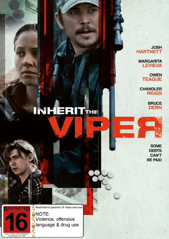 Inherit The Viper on DVD