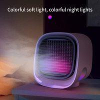 Portable Air Cooler & Humidifier - White