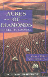 Acres of Diamonds by Russell Herman Conwell image