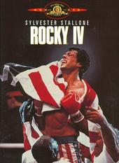 Rocky IV on DVD