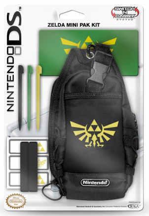Zelda Mini Pak Kit for Nintendo DS