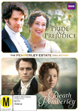 Death Comes to Pemberley & Pride and Prejudice Boxset DVD