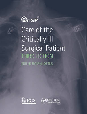 Care of the Critically Ill Surgical Patient by Ian Loftus image